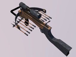 Kenetic Crossbow