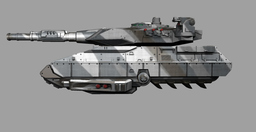 AGBT-76 Wendigo Battle Tank