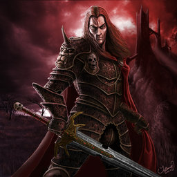 Malestic - Templar of Urik - deceased