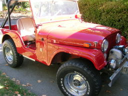Lindsey's Jeep