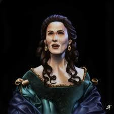 Allande Markelhay, Lady of Fallcrest