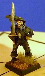Ziegfried the Forlorn