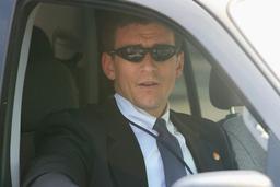 Special Agent James Bishop