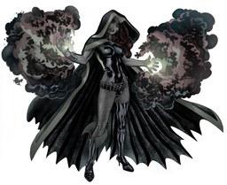 Lilith Riddle A.K.A. Raven