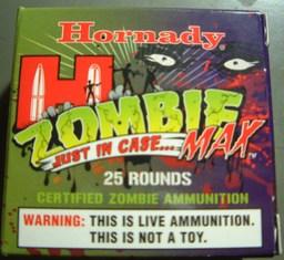 Anti-Zombie Ammo