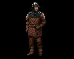 Sergeant Worthington (Deceased)