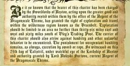 Greenbelt Charter