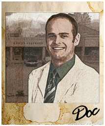 """Gabriel Alexander a.k.a. """"Doc"""""""