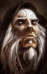 Eskalar, the Dark Seer