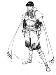 Rhigeard Crownsilver III