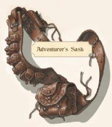 Adventurer's Sash