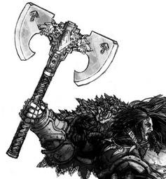 Uthgar's axe
