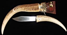 Horn-Handled Dagger