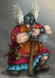 Thorgar Firebeard