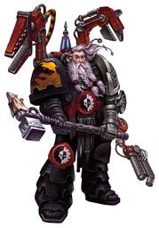 Forge Master Harl Greyweaver
