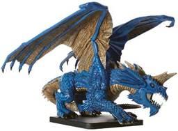 Zavion the Blue Dragon