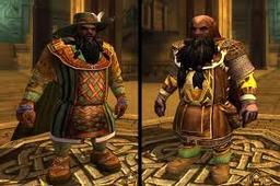 Muradin and Moradin Hammerhilt