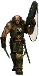 Quartermaster Martin Telliver