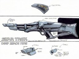 Star Fleet TR-116 Sniper Rifle