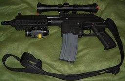 Kel-Tec PLR-16, Custom