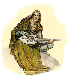 The Unamed bard