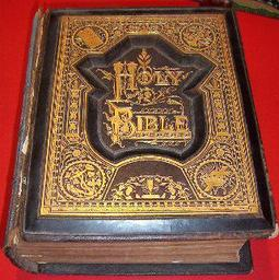 Valentin Family Bible