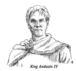 King Andasin IV