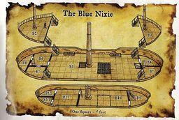 Blue Nixie