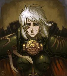 Battle Sister Elona