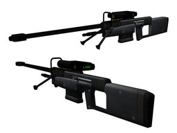 SRS99C-S2 AM – Sniper Rifle System 99C-S2 Anti Materiel