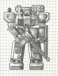 HACS-04HG-AST Razorback