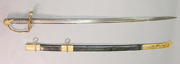 Scabbard of William Johnson