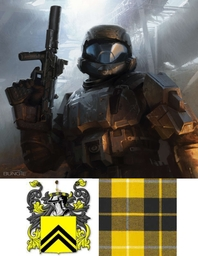 """Sgt. Ranulf McClelland """"Wolf"""""""