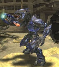 Sangiheili Power Armor