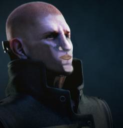 Captain Wrex Krell
