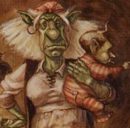 Goblin Auntie