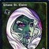 "G. Gitane St. Claire ""Inyaga"""