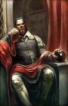 Lord Warden Orenna