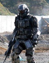 """Sgt. Tony Jarrett  """"Loki"""""""