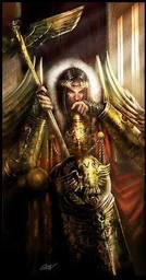Divine Emperor Malkhazaar XIV