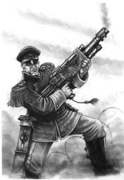 Lieutenant Channing