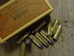 Dead Man's Bullets