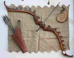 Eisenhorn's Composite Longbow