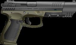 Star Fleet P270 Combat Pistol