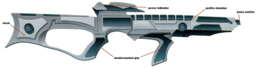 Star Fleet Pulse Rifle