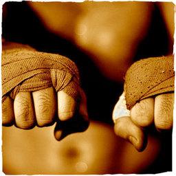monk hand wraps