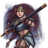 Lady Runehouse Soulaxe
