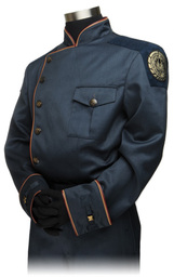 Protec Suit with Smart Fabric Upgrade, Naval Officer Issue