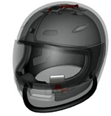 Light Helmet with Sensor Reader and Combination Viewer