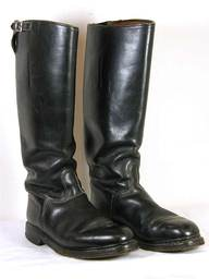 Naval Issue Officer's Combat Boots